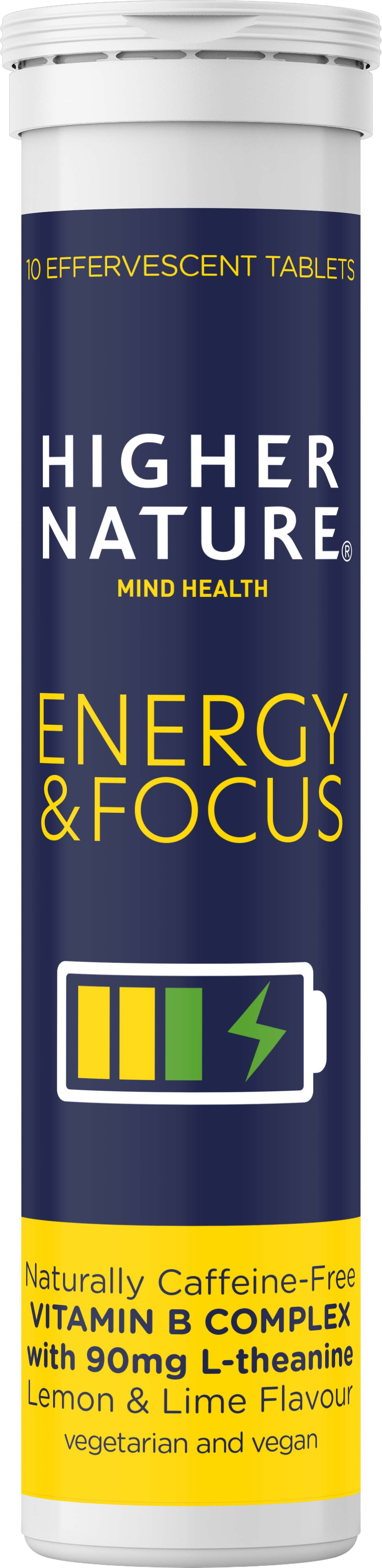 Energy And Focus